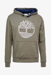 TREE LOGO - Luvtröja - grape leaf