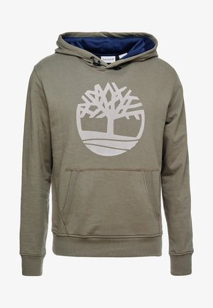 TREE LOGO - Felpa con cappuccio - grape leaf