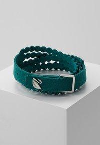 Swarovski - BRACELET SLAKE - Armbånd - emerald - 3