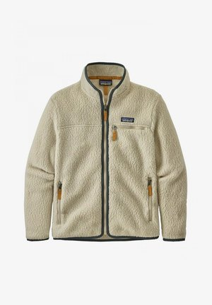 Fleece jacket - pelican