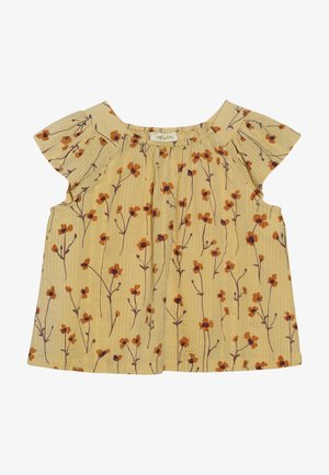 DYVIA - Blouse - golden apricot