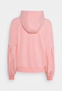 Marc Cain - Zip-up sweatshirt - light pink - 1