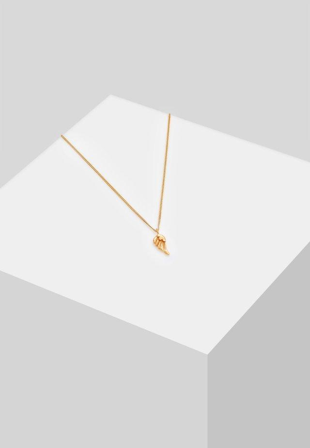 FLÜGEL - Necklace - gold