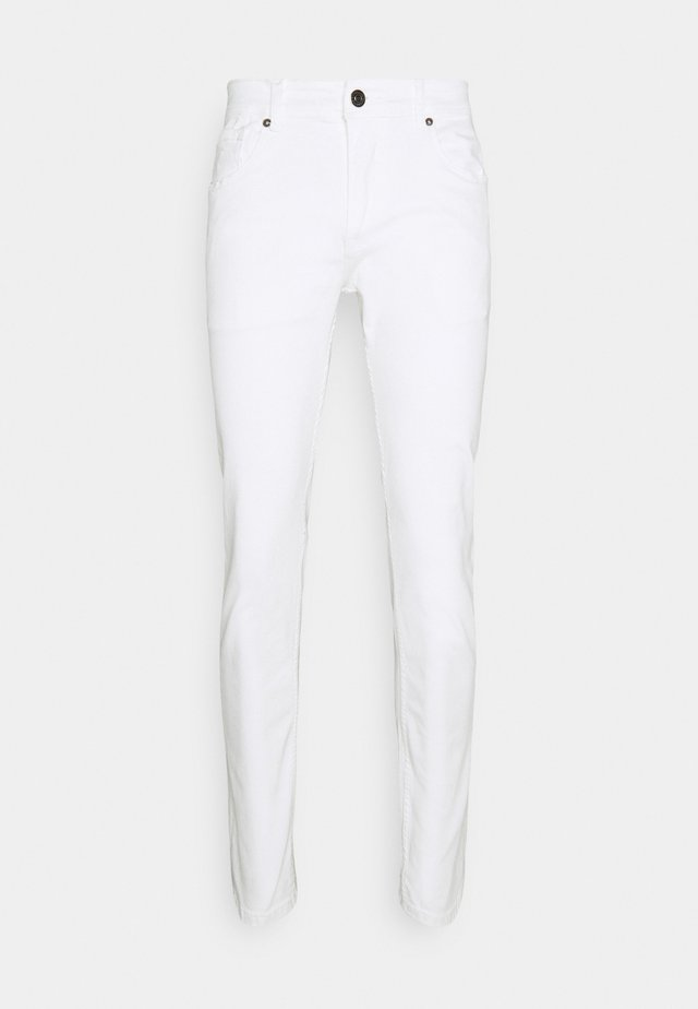 KEVIN FIT - Jeans Skinny Fit - white