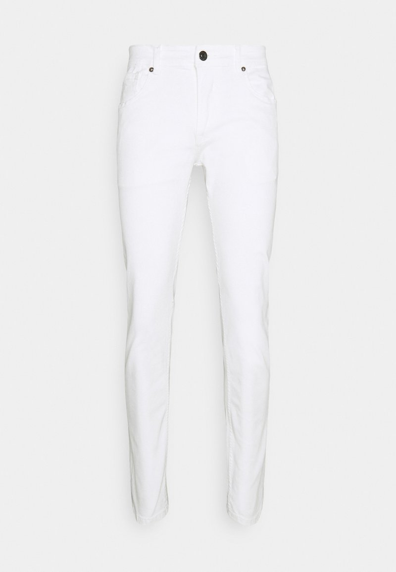 Gianni Lupo - KEVIN FIT - Jeans Skinny Fit - white