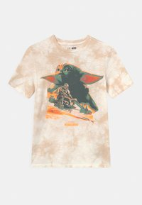 GAP - STAR WARS BOYS TEE - Print T-shirt - tie dye - 0