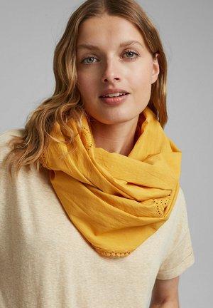 Snood - honey yellow