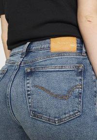 ONLY - ONLJOSIE LIFE RISE SLIM  - Slim fit jeans - medium blue - 5