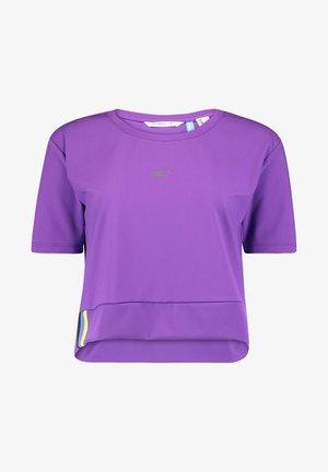 Print T-shirt - pansy