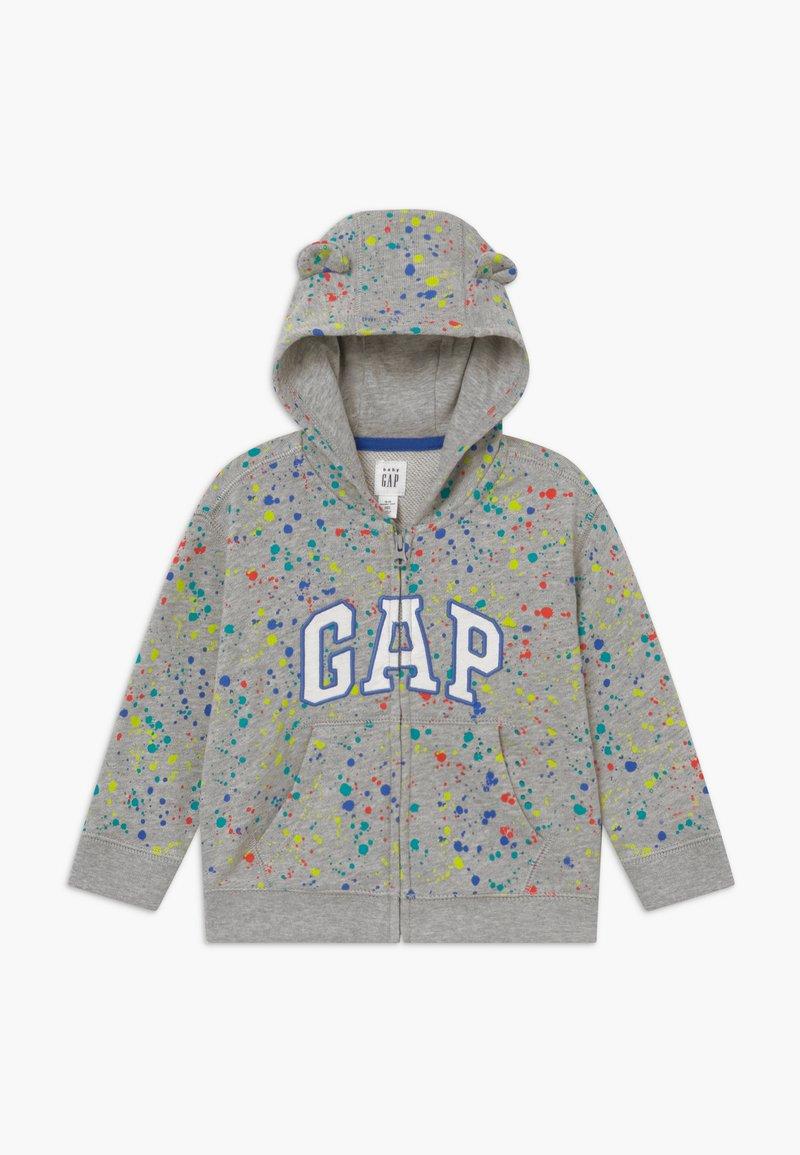 GAP - GARCH  - Mikina na zip - light heather grey