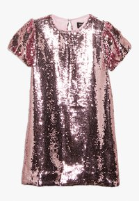 Bardot Junior - HARRIET SEQUIN DRESS - Cocktailkjole - pink rose - 0