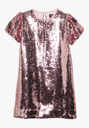 HARRIET SEQUIN DRESS - Cocktailkleid/festliches Kleid - pink rose