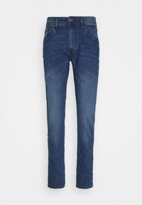 Blend - TWISTER  - Slim fit jeans - denim middle blue - 5