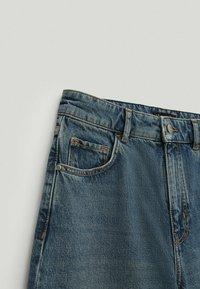Massimo Dutti - Flared Jeans - dark blue - 4