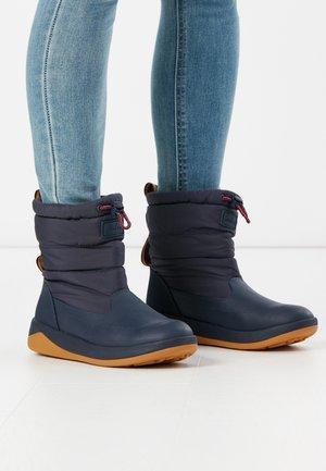 Winter boots - französisch marineblau