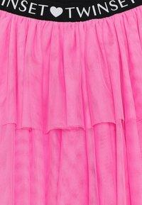 TWINSET - SKIRT - Maxi skirt - rose bloom - 2