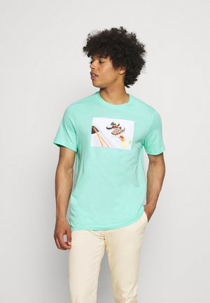 TEE FOOD SHOESHI - Print T-shirt - tropical twist