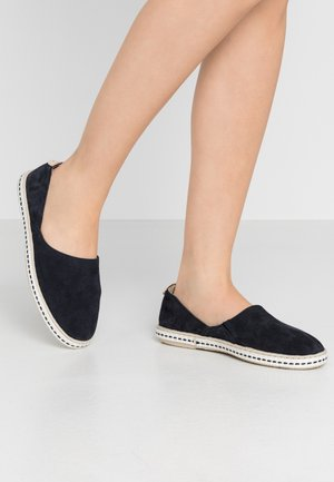 SLIP-ON - Loafers - navy