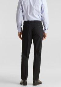 Esprit Collection - Suit trousers - black - 2