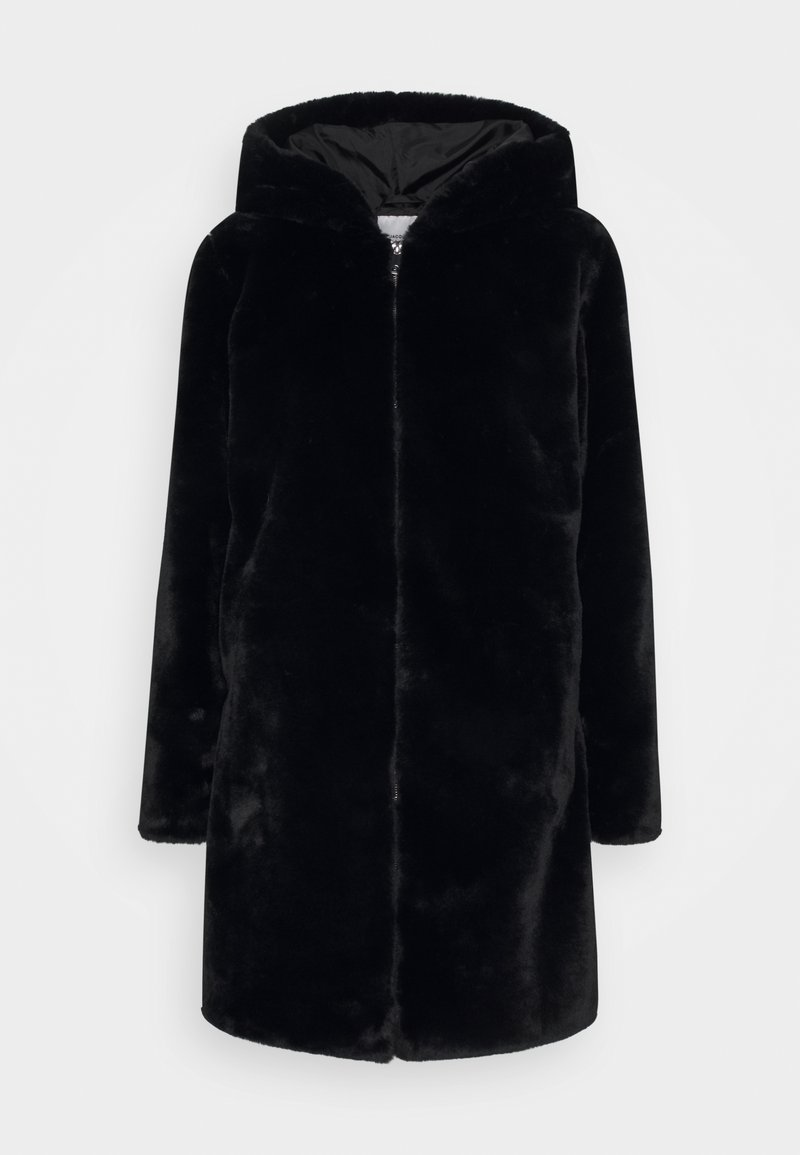 JDY - JDYTIT LONG - Klassinen takki - black