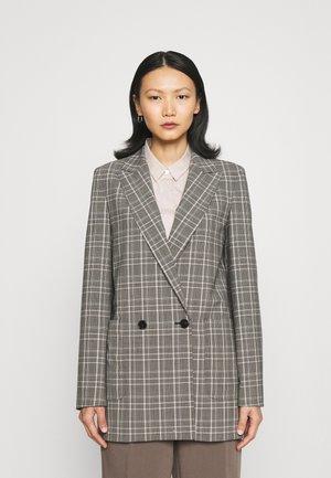 CIOCCA - Short coat - grigio