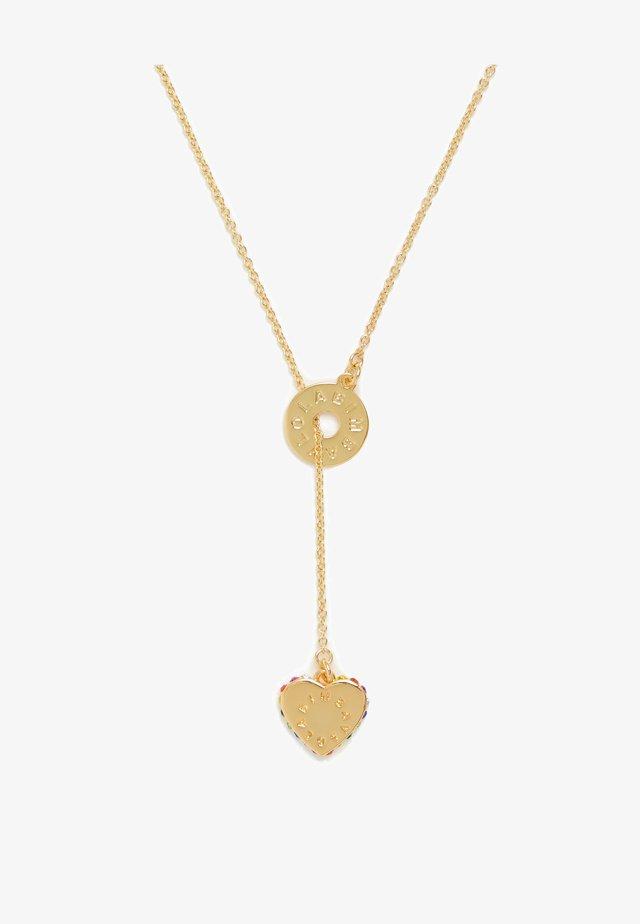HEART - Ketting - gold