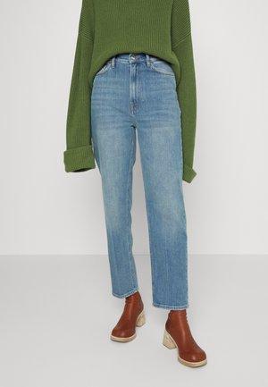 EWA WASH KAIRO - Straight leg jeans - denim blue