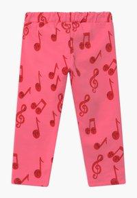 Mini Rodini - NOTES  - Jogginghose - pink - 1