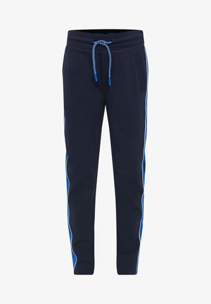 MET TAPEDETAIL - Træningsbukser - dark blue