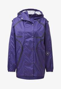 adidas by Stella McCartney - ADIDAS BY STELLA MCCARTNEY TRUEPACE RUN JACKET WIND.R - Training jacket - purple - 6