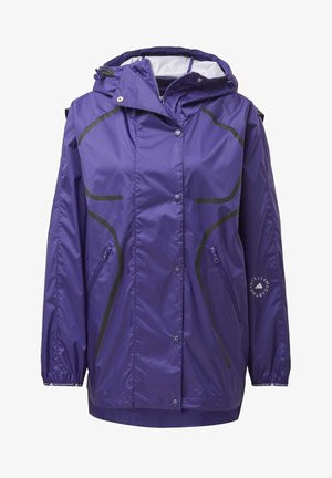 ADIDAS BY STELLA MCCARTNEY TRUEPACE RUN JACKET WIND.R - Treningsjakke - purple