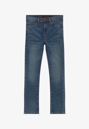 BRADWELL - Slim fit jeans - blue denim