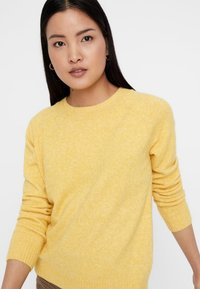 Vero Moda - VMDOFFY O NECK - Jumper - yellow - 3