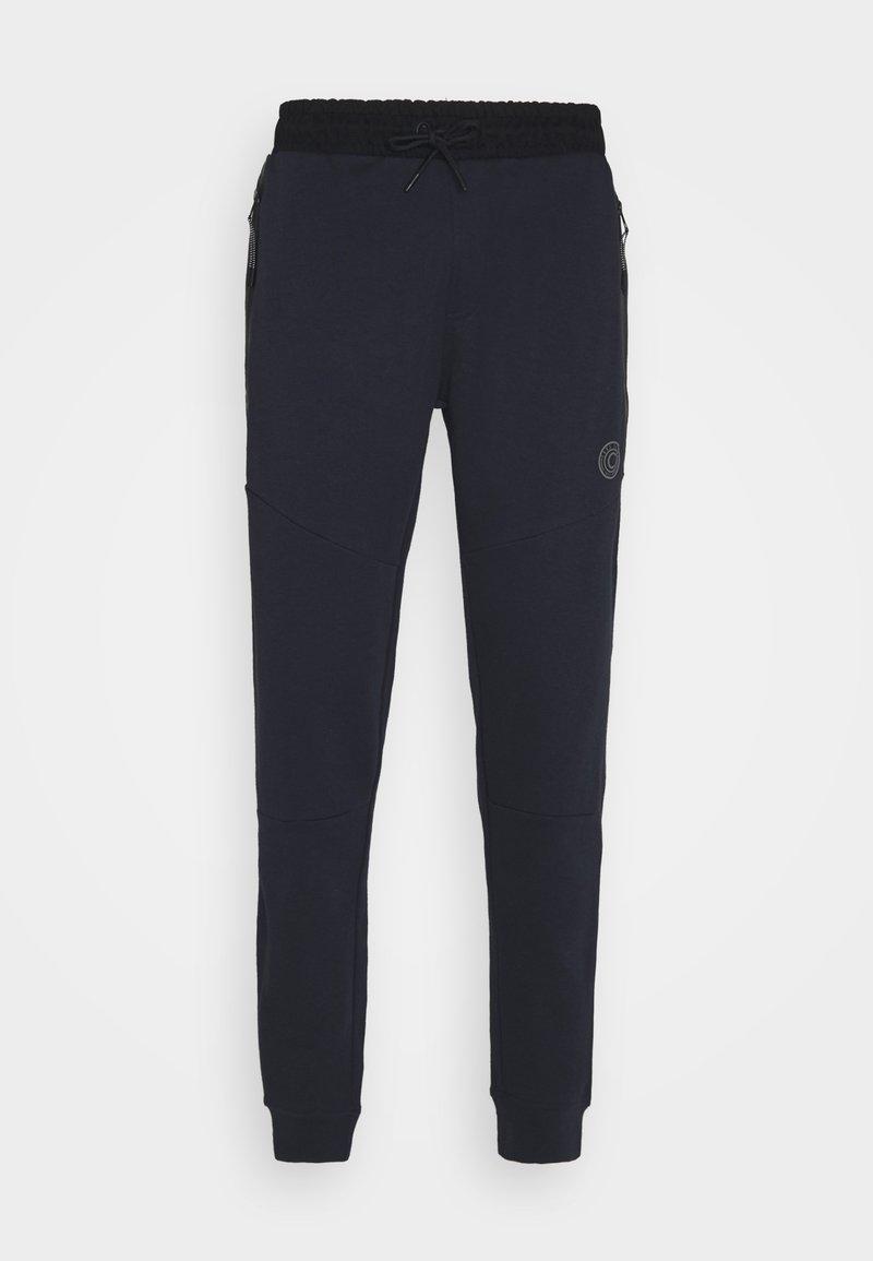 Cars Jeans - DORRESH - Tracksuit bottoms - navy