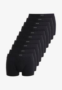 YOURTURN - BASIC TRUNK 10 PACK  - Underkläder - black - 4
