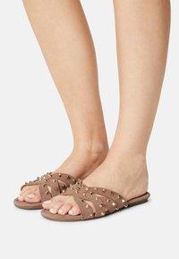 Copenhagen Shoes - NEW MISTY - Mules - nude - 0