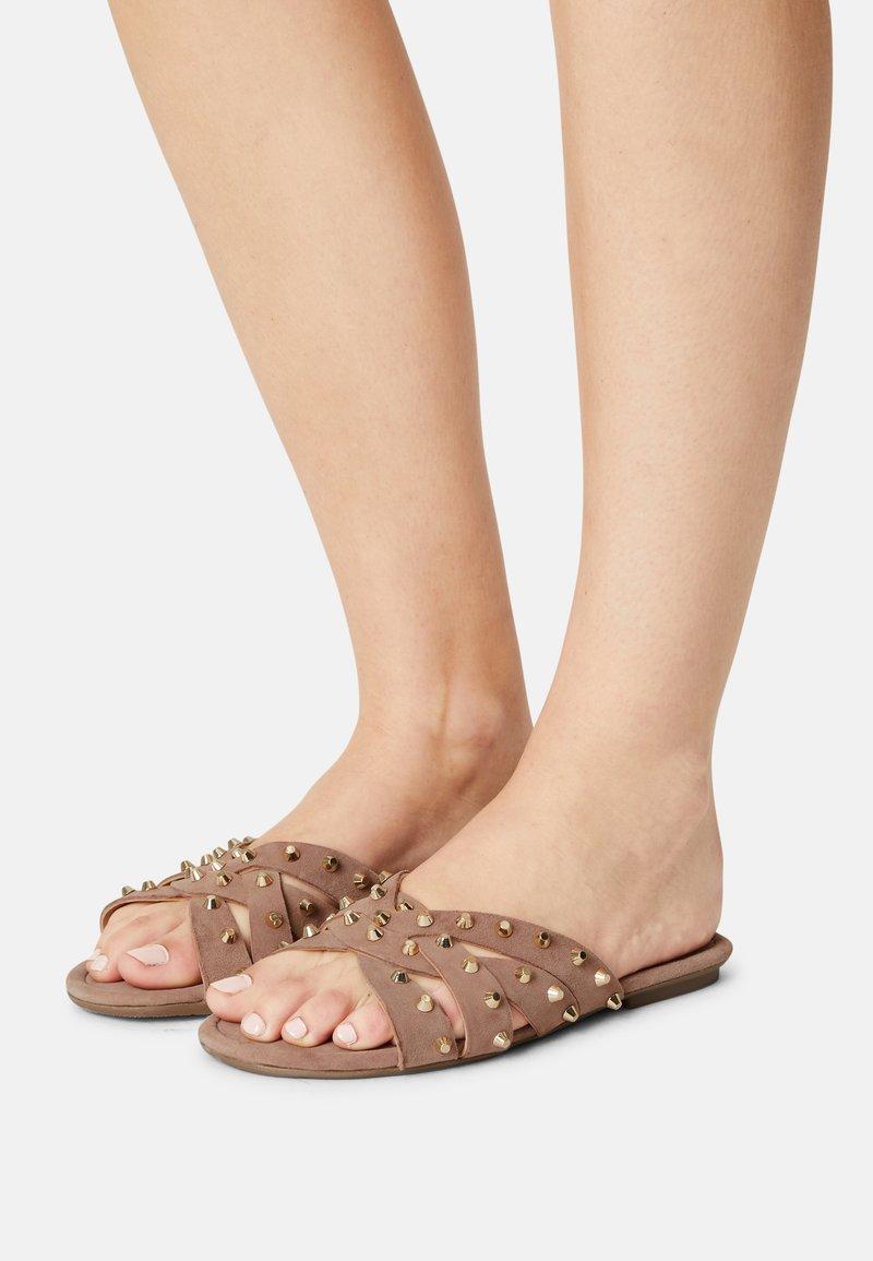 Copenhagen Shoes - NEW MISTY - Mules - nude