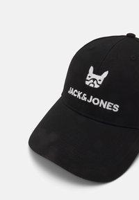 Jack & Jones - JACPLAIN DOG - Keps - black - 4