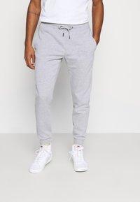 Burton Menswear London - 2 PACK - Tracksuit bottoms - navy - 4