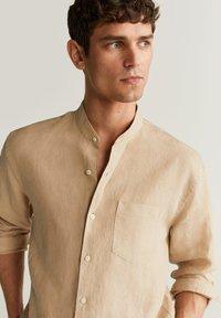Mango - CHENNAI - Camisa - beige - 3