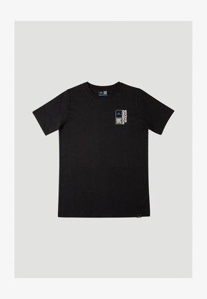 ANDAMAN SEA  - T-shirt con stampa - blackout a