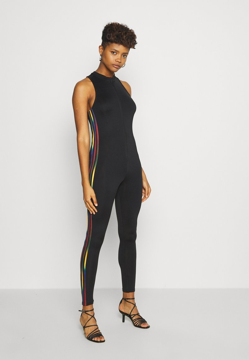 adidas Originals - PAOLINA RUSSO STAGESUIT - Jumpsuit - black