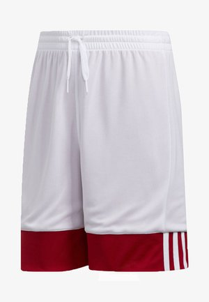 3G SPEED REVERSIBLE SHORTS - Sports shorts - red