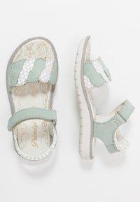 Primigi - Sandals - acqua/iridescent - 0