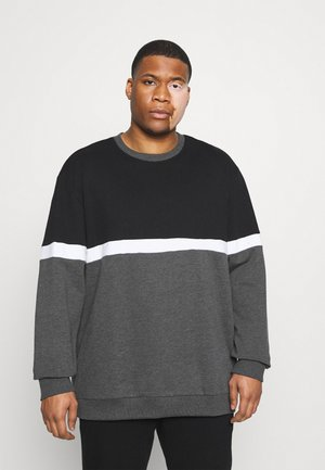 ONSNEWKEEFER LIFE CREW NECK - Sweatshirts - black
