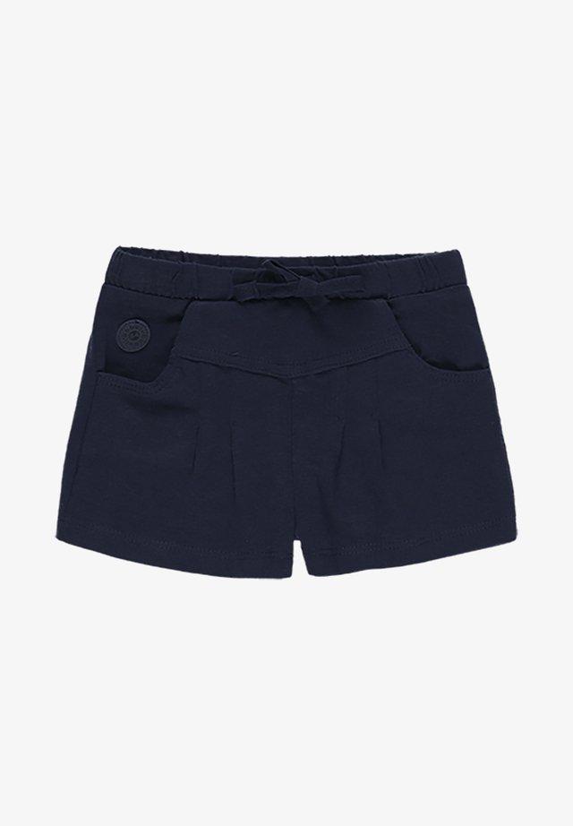 BERMUDA TRICOT FLAME - Shorts - navy
