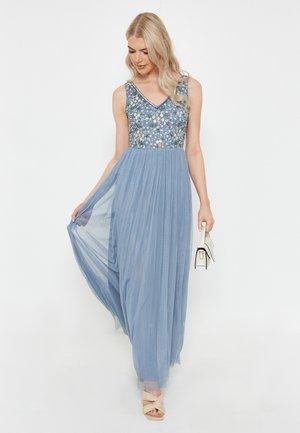 ELISE EMBELLISHED  - Occasion wear - blue-grey