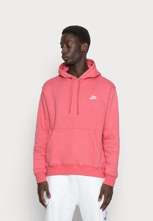 CLUB HOODIE - Sweatshirt - archaeo pink