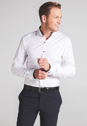 SUPER-SLIM - Formal shirt - weiß