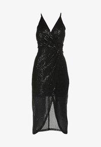 faina - Vestito elegante - schwarz - 4